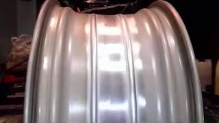 биение колеса