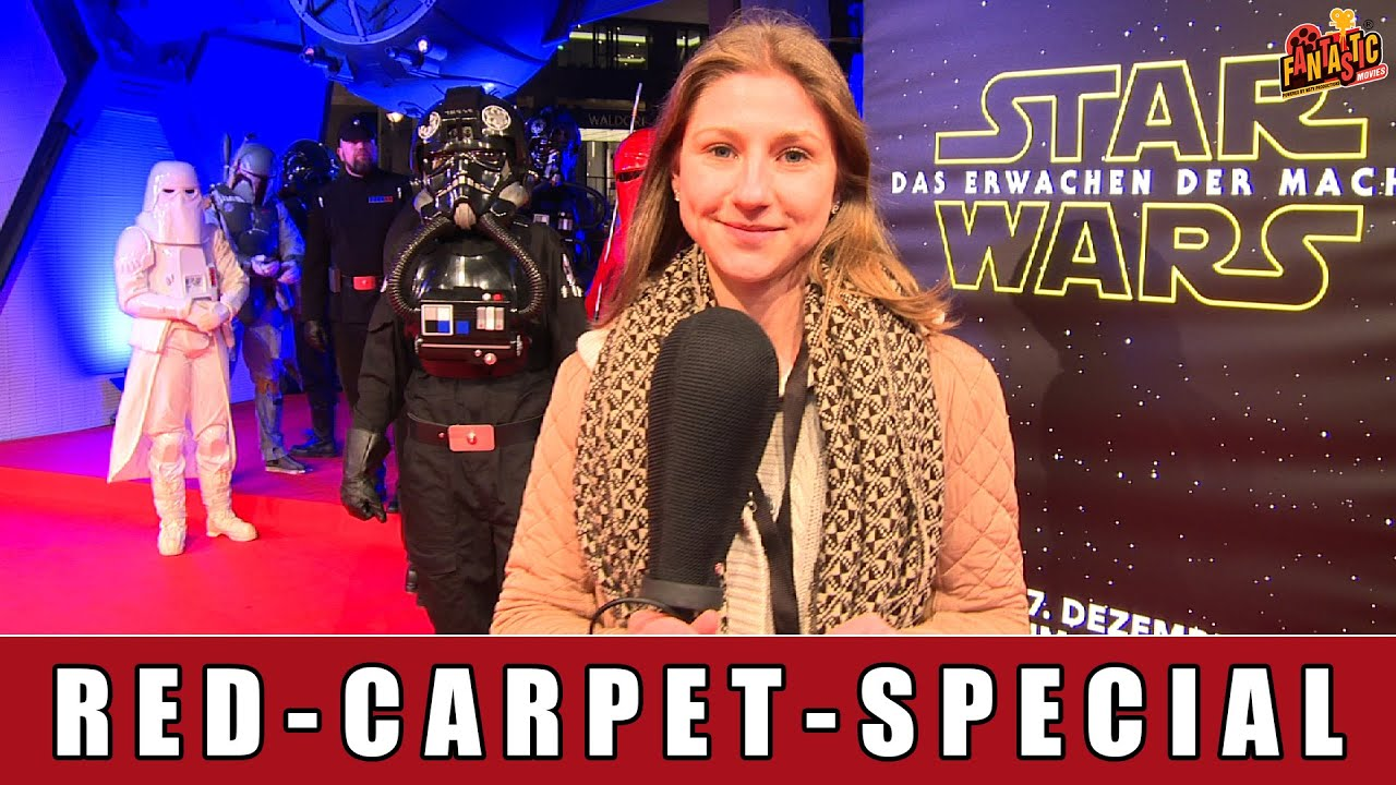 Star Wars VII - Premiere Berlin