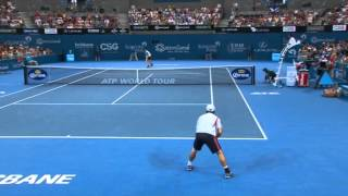 Andy Murray v Kei Nishikori - Full Match Men