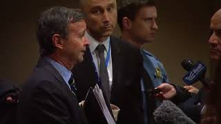 Sebastiano Cardi (Italy) on the situation in the Middle East - Media Stakeout (16 November 2017) thumbnail