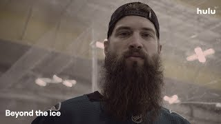 NHL® Series: Beyond the Ice featuring Brent Burns • Hulu Sports