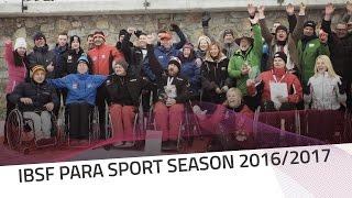 IBSF Para Sport season has come to an end | IBSF Para Sport Official