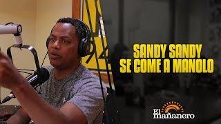 El Bochinche - Peligra Reinado de Alex Sensation en NYC y respuesta a Sandy Sandy