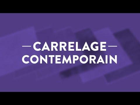 Carrelage contemporain comment choisir conseilsdeco for Carrelage youtube