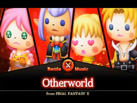 Otherworld (Ultimate Score) Perfect Chain | Theatrhythm Final Fantasy Curtain Call~