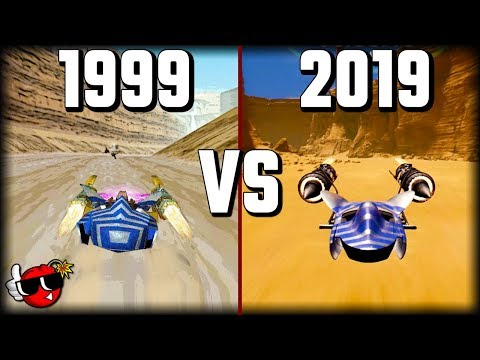1999 Vs 2019 - Which Star Wars Game Is Better?