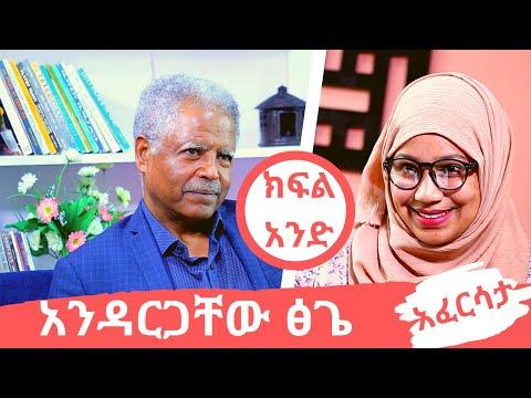 EthioTube አፈርሳታ - ከአንዳርጋቸው ፅጌ ጋር የተደረገ ቆይታ ክፍል  1