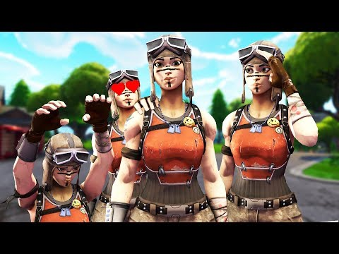 i tried out for a Renegade Raider clan with my Renegade Raider.. wow