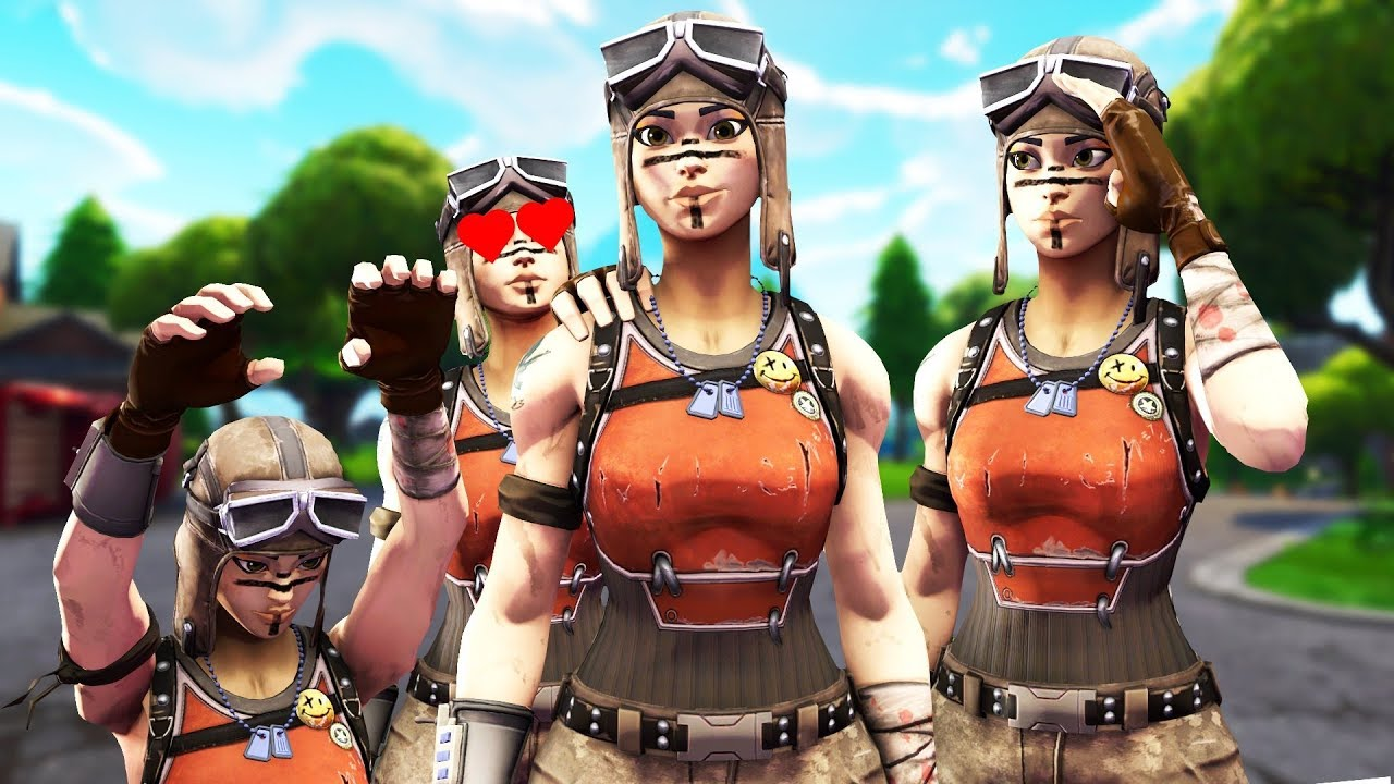 Renegade Raider Thumbnail: I Tried Out For A Renegade Raider Clan With My Renegade