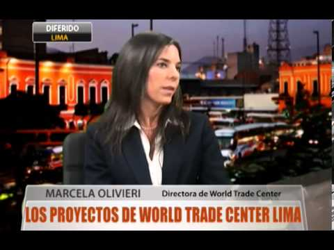 Los proyectos de World Trade Center Lima