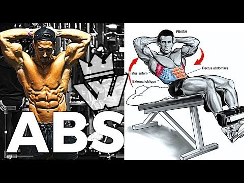 ABS WORKOUT | Core Strength EXERCISES For SIX PACK