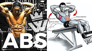 ABS WORKOUT   Core Strength EXERCISES for SIX PACK