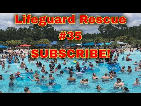 Wavepool Lifeguard Rescue 35