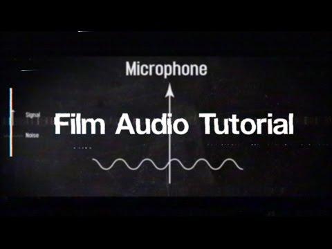 How To Record Film Audio