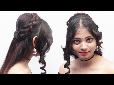 Celebrity-Inspired Hairstyles | Latest Partywear Hairstyles | Modern Hairstyles | Cute Hairstyles