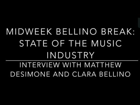 MBB Interview #4 - State of the Music Industry with Clara Bellino