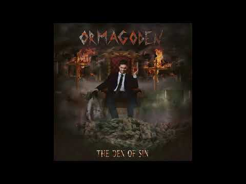 Ormagoden -  The Den Of Sin (EP, 2020)
