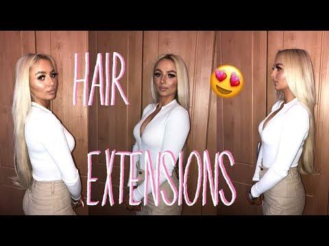 IRRESISTIBLE ME HAIR EXTENSIONS REVIEW | Nina Williams