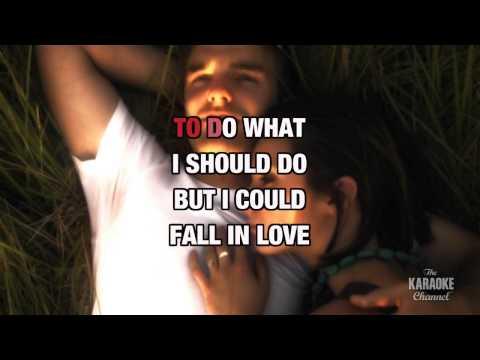 Selena - I Could Fall in Love Lyrics | Musixmatch