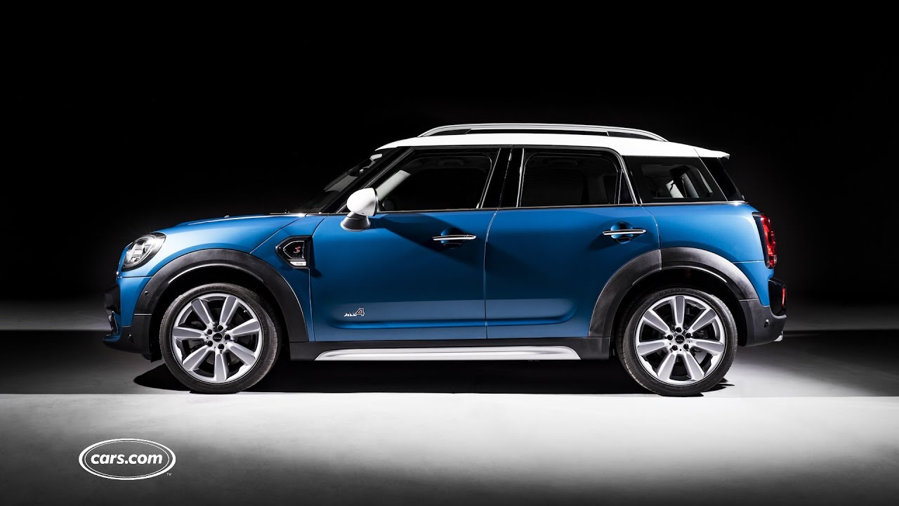 2017 Mini Countryman Review First