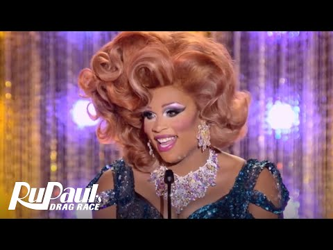 RuPaul's Drag Race Roasts 🔥 Supercut | Season 5, 9 & All Sta