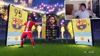 ¡MESSI SIF 95 DC IN A PACK! | FIFA 18 ULTIMATE TEAM