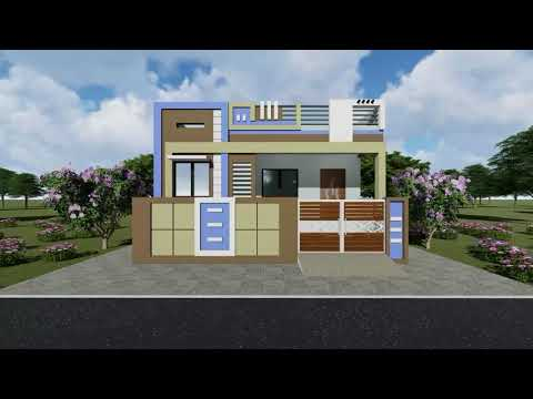 Kerala House Design With Balcony Indian Style Real Home Simple Modern House Front Design India Youtube