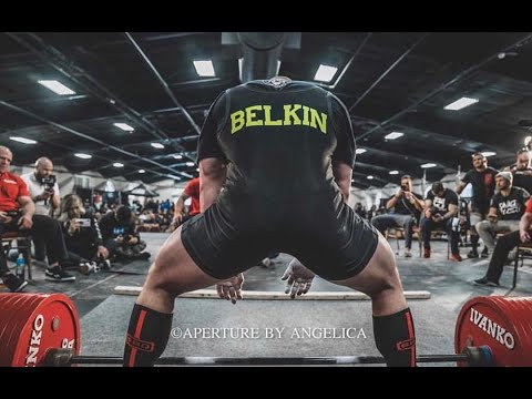 Белкин Юрий Belkin Yury US Open 2019 (Все подходы)