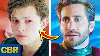 Spider-Man Far From Home Ending And Post Credit Scene Explained