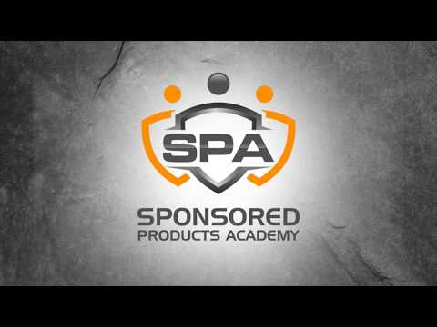 """Amazon Sponsored Products Academy - Video 4 """"Putting It All Together"""""""