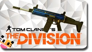 Tom Clancy's The Division - BEST GUN IN THE GAME (Tom Clancy's The Division Gameplay)