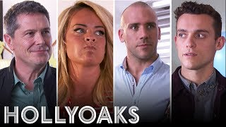 Hollyoaks: Awkward Baby Shower!