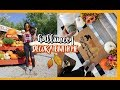 DECORATE WITH ME FOR HALLOWEEN! CUTE OUTDOOR DECOR 2018