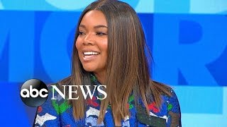 Gabrielle Union Interview on