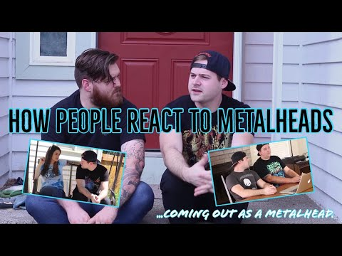 Download Youtube: HOW PEOPLE REACT TO METALHEADS