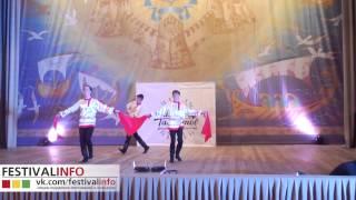 Детский фестиваль «Крым встречает таланты» (Судак, 27 июня 2015).