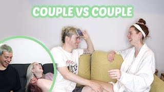 COUPLE VS COUPLE: HEADS UP EDITION
