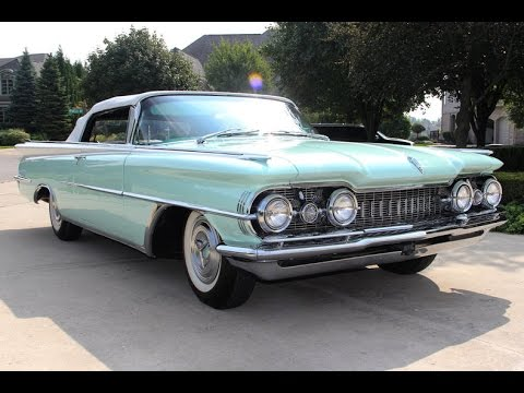 1959 Oldsmobile 98 Convertible For Sale