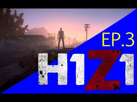 H1Z1: [EP3] การเช็คพิกัด แผนที่ และการนำทาง