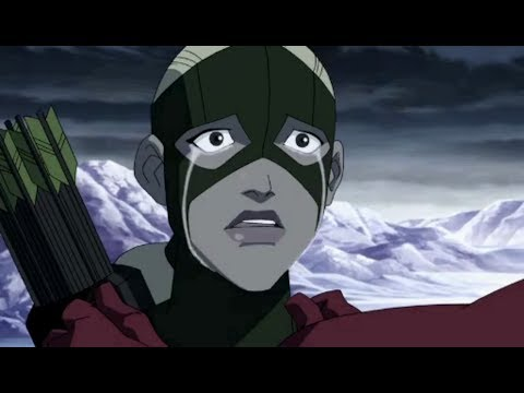 DC Young Justice Kid Flash Death End Game
