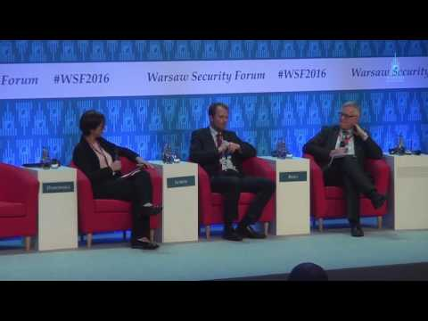 WSF2016 - Security Beyond the Horizon - Panel session | Silent Wars - Submarines as a Decisive Tool