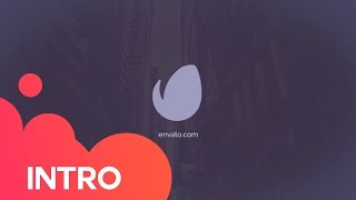 Free 2D Intro #10  | After Effects Template