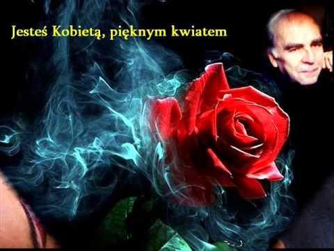 Moje Wiersze Dla Ciebie Jesteś Kwiatem