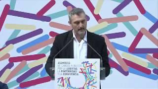 Intervención Óscar Urralburu en #Asamblea24S