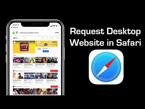 How To Request Desktop Site In IOS 9 Safari On IPhone And IPad