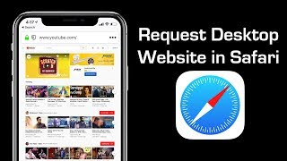 How to Request Desktop Site in Safari on iPhone or iPad