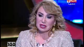 إيناس الدغيدي: لو جوزي خاني هاخونه (فيديو)