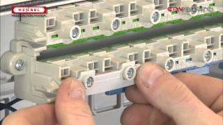 KV-FIXCONNECT-Steckklemmentechnik / KV-FIXCONNECT-Terminal technology