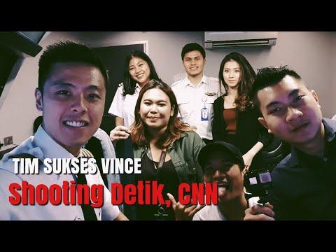 Siapa Sih Tim Sukses Saya - Shooting Detik CNN