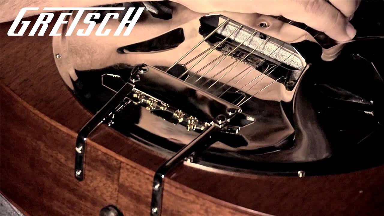 how to make a resonator guitar